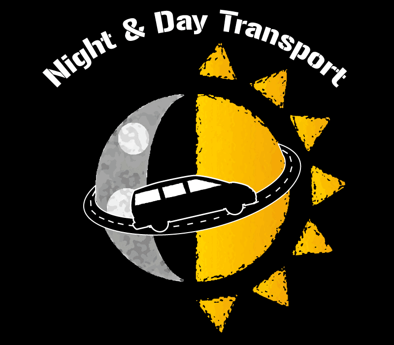 logo night and day transport